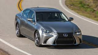 Lexus GS 300 2018 Car Review