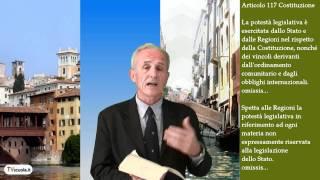 Economia 8_4   Le competenze dello Stato e delle Regioni rispetto all