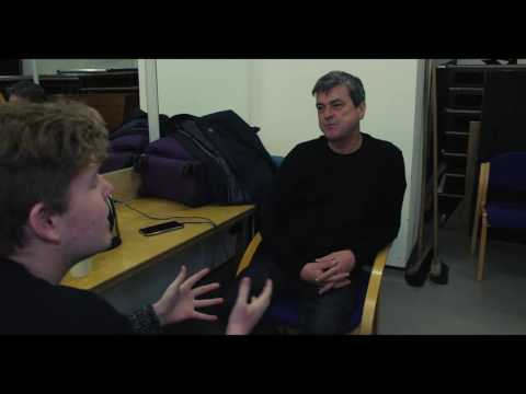 BAY CITY ROLLERS INTERVIEW (2016)