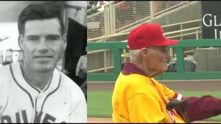 Oldest living pro-baseball player a former Albuquerque Duke