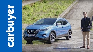 2018 Nissan Qashqai SUV review - James Batchelor - Carbuyer