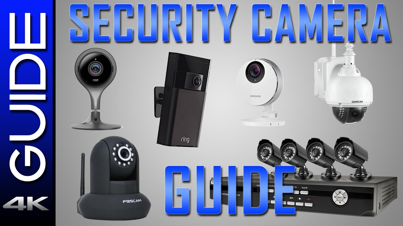 Watch How to Understand Security Camera Systems video