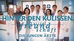 """""""In aller Freundschaft - Die jungen Ärzte"""" - Hinter den Kulissen"""