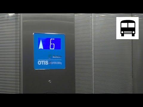 Llewellyn Hall ANU, Canberra - Otis ReGen Gen2 Freight Elevator
