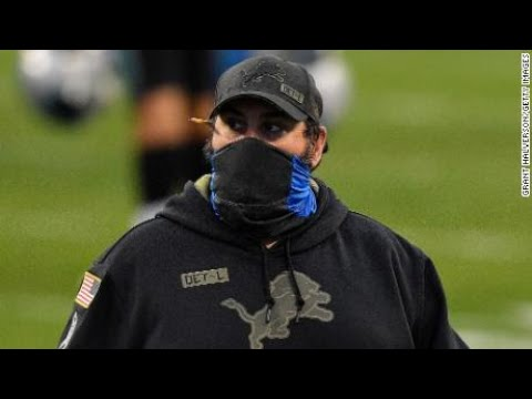 Detroit Lions fire head coach and general manager - CNN