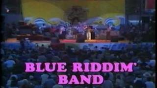 Blue Riddim Band - Nancy Reagan - Sunsplash 82