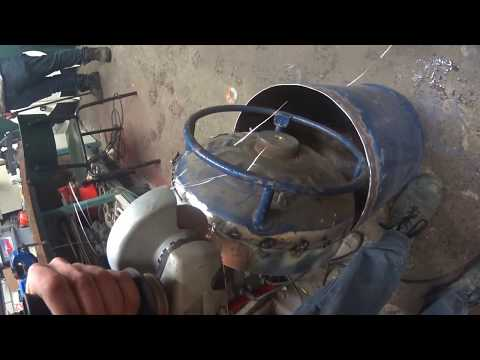 The making of my foundry.   DIY   tools