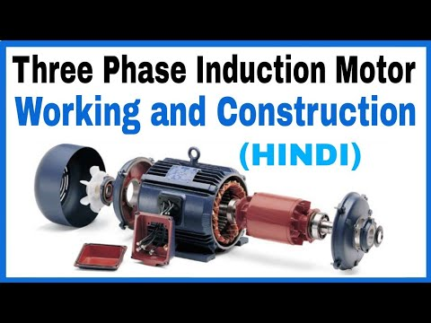 how to make 3 phase motor work