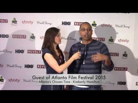 Guest Sean Grant at the Atlanta Film Festival 2015