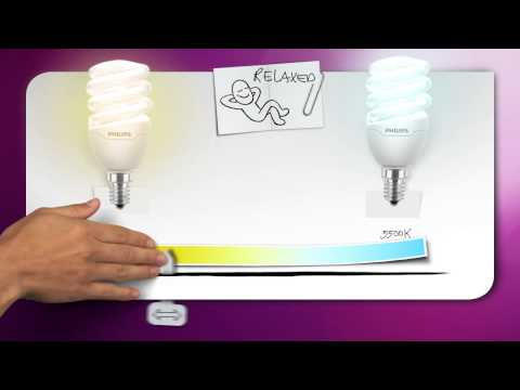 Philips Lighting tutorial modern lighting color temperature