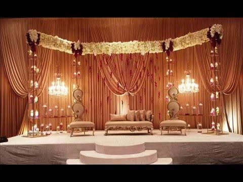 Muslim Wedding Decorations Ideas YouTube