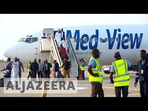 Nigeria : Air passengers struggle as Abuja airport closes for repairs