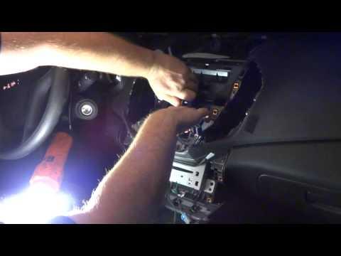 2011 GMC Terrain / Chevy Equinox Radio Removal