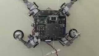 Newlaunches.com - Wall climbing robot