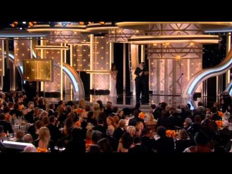 '12 Years A Slave,' 'American Hustle' take top Golden Globes