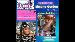 Interview with founder of the Black Fairy Godmother Foundation  #BlackWomen #Philanthropic