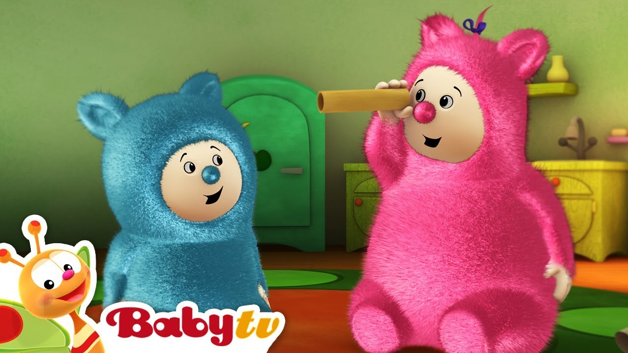 Choo Choo Train! - Billy Bam Bam | BabyTV
