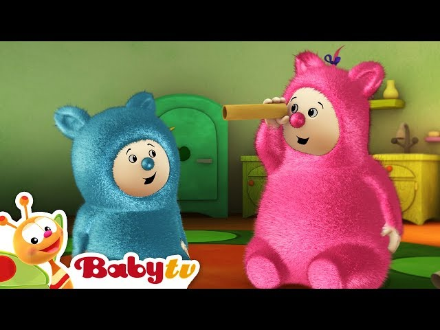 Billy Bam Bam | Choo Choo Train! | BabyTV