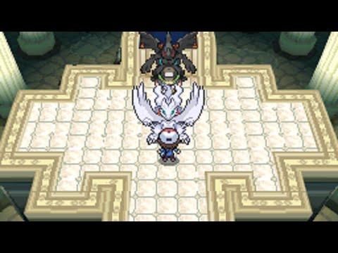 Pokemon Black and White - All Legendary Pokemon Locations