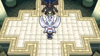 Pokemon Black and White - All Legendary Pokemon Locations