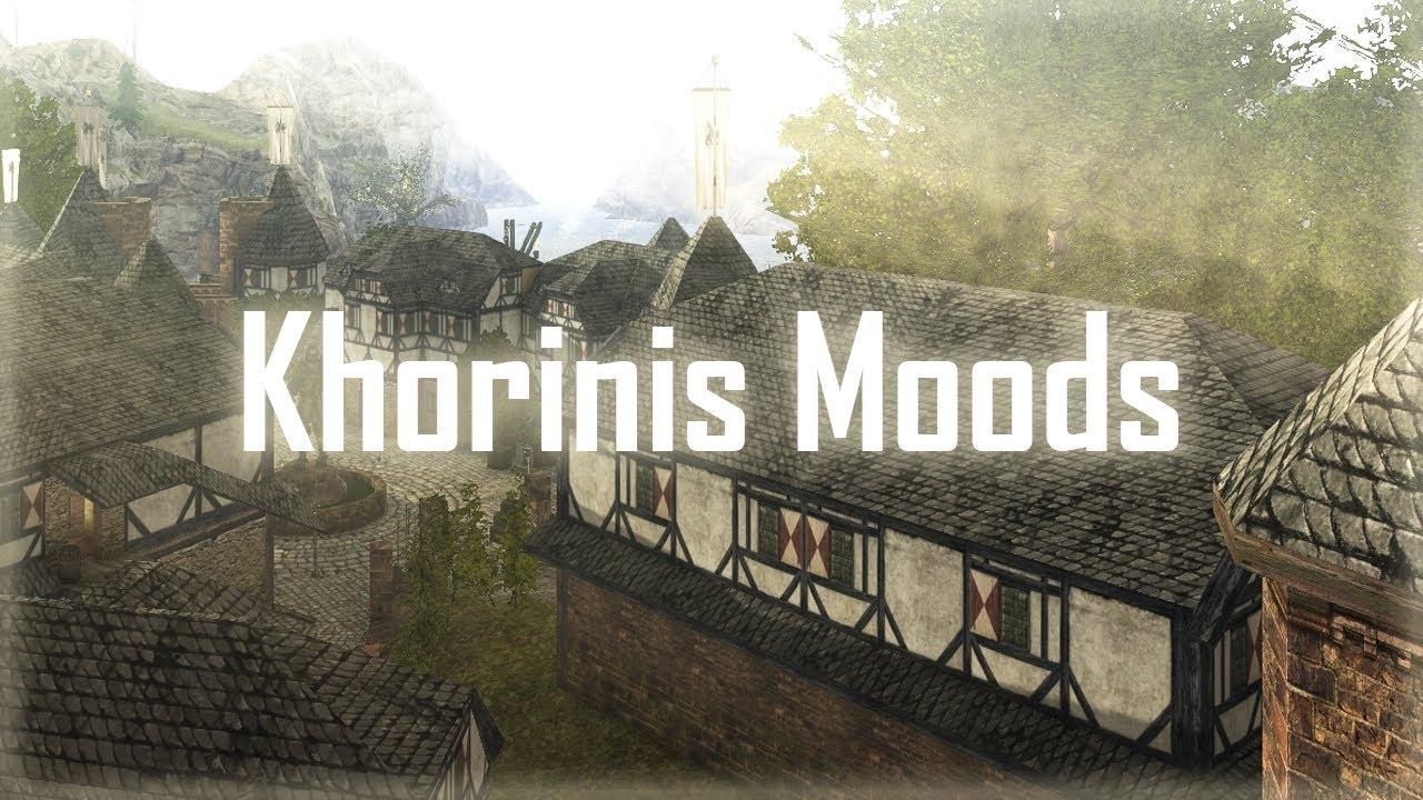 Khorinis Moods - Gothic 2 in 21:9