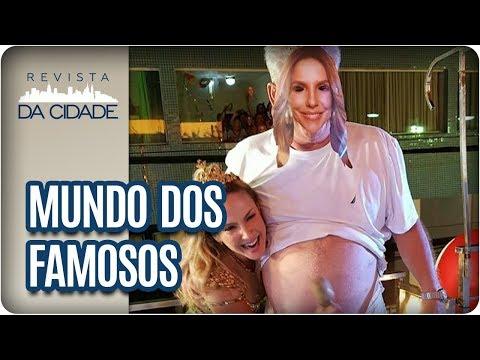 Homenagem Da Claudia Leitte + Treta De Pabllo Vittar  - Revista Da Cidade (09/02/18)