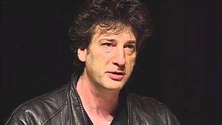 Neil Gaiman: The Julius Schwartz Lecture at MIT