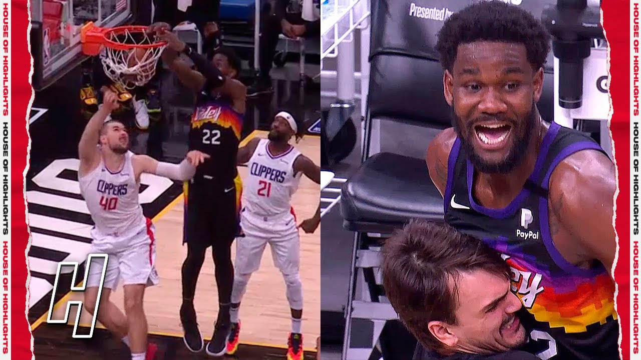 Phoenix Suns call Deandre Ayton's winning alley-oop in Game 2 a ...