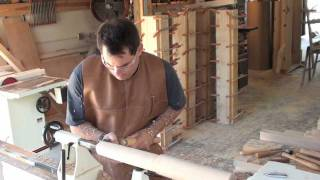 Building Wooden Dummy Arms