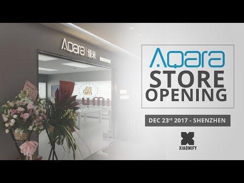 Aqara Flagship SmartHome Store Opening in Shenzhen