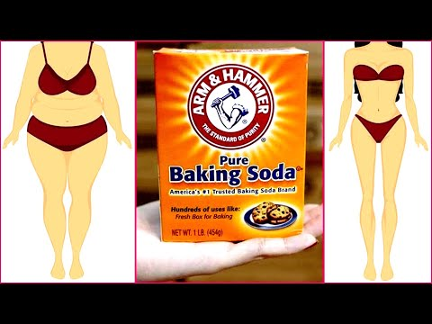 Top Drink To Speed Up The Weight Loss Process With Baking Soda!!
