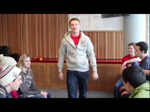 A Toast to Residence Life - University of Calgary