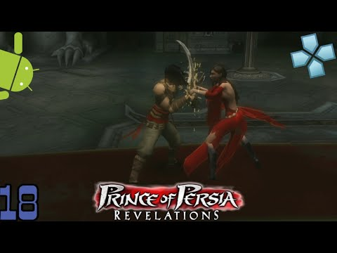 Prince Of Persia Revelations Part 18 Beach PPSSPP Play On Android
