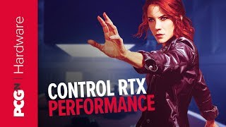 Should you enable RTX for Control? Hell yes!