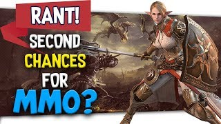 "Should We Give An MMO A Second Chance?  ""Bless Unleashed"" Xbox One MMORPG"
