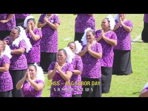 American Samoa – Labor Day – DHSS Siva