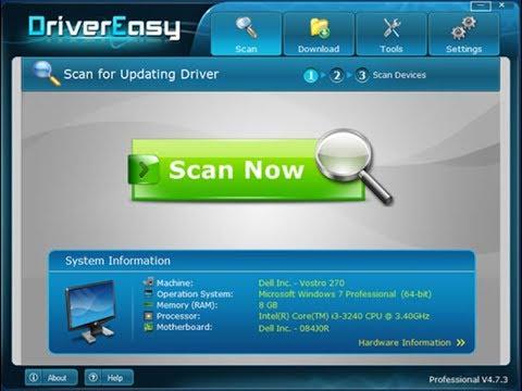 free download driver easy pro v 5.5.1