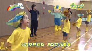 女子のみのダンシングチームです。元気&カンペキなダンスです!!