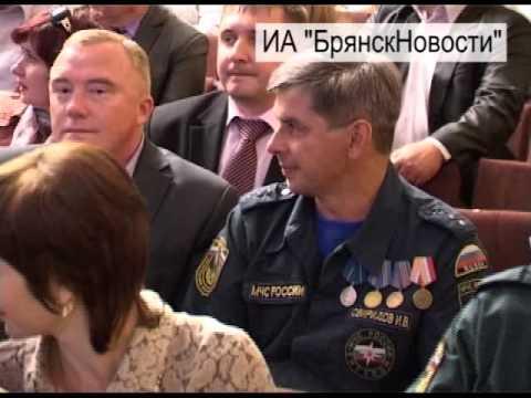 """В Новозыбкове чествовали """"Лучших по профессии"""""""