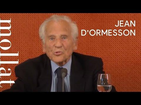 Jean d'Ormesson - Un jour je m'en irai, sans en avoir tout dit