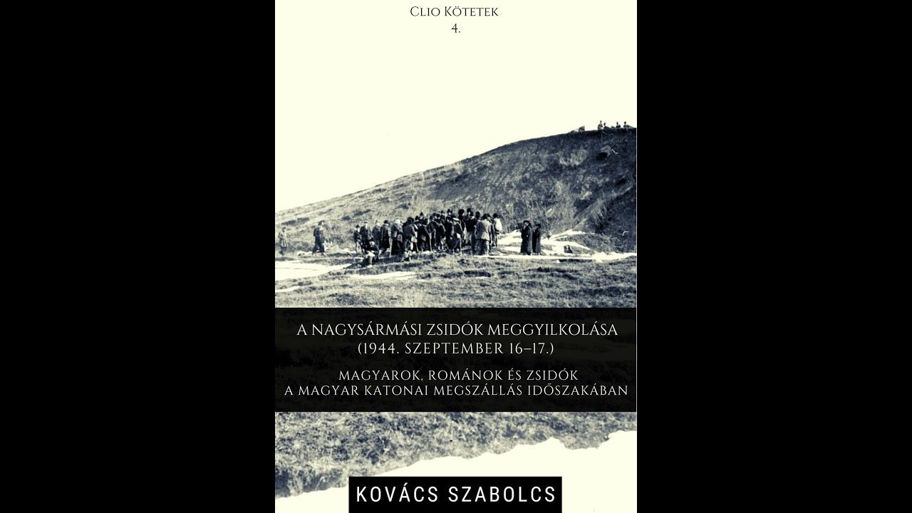 Kovács Szabolcs interjúja a Marosvásárhelyi rádióban.
