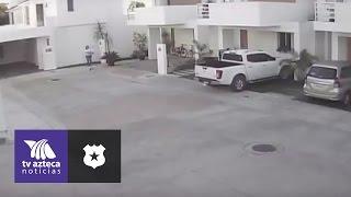 Video: Golpean a vecino y lo mandan al hospital. Su vida depende de un respirador