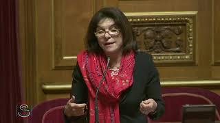 Nathalie Goulet demande un comité de suivi de l'Etat d'urgence sanitaire