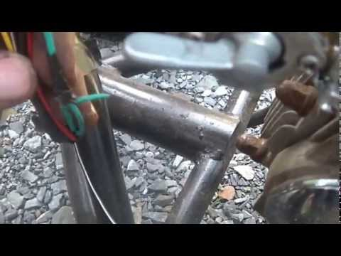 baja 250 wiring diagram 7 8 2013 china quad hacked wire harness youtube