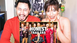 HONEST TRAILERS: KNIVES OUT | Reaction | Jaby Koay