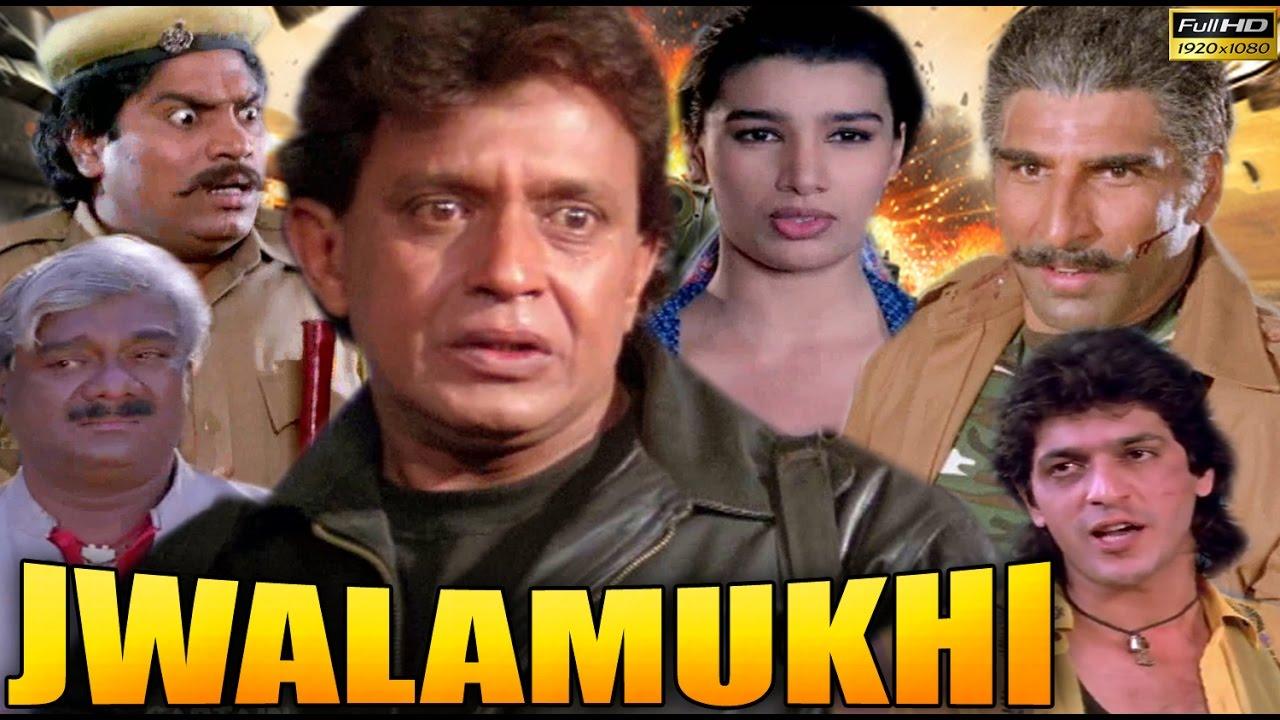 Jwalamukhi - Mithun Chakraborty, Chunkey Pandey, Johny Lever & Mukesh Rishi - Full HD Action Mov