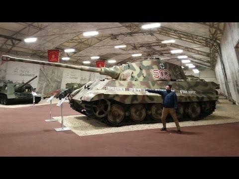 Кубинка. Музей танков