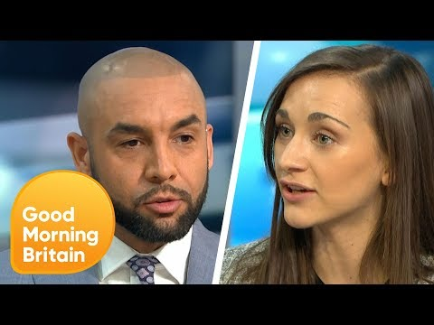 How Can We Stop the Knife Crime Crisis In the UK? | Good Morning Britain