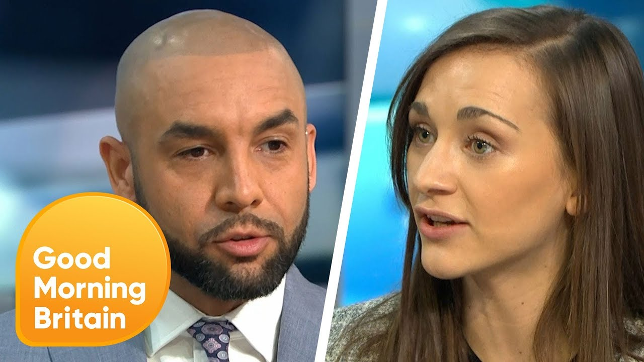 Omar Sharif - How Can We Stop the Knife Crime Crisis In the UK? | Good Morning Britain