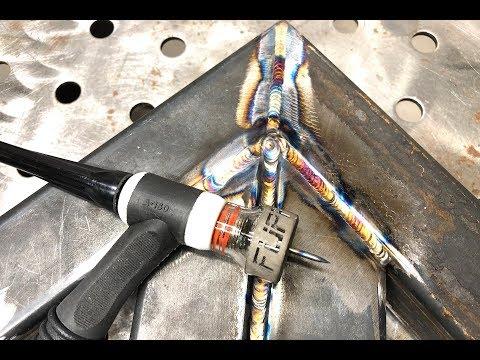 Miller Multimatic 220 AC/DC Pulse TIG
